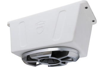 Wet Sounds REV 6x9-SM-W REV Series 6x9 HLCD w/ Surface Mountable Roto-mold Enclosure & Grille - White (pair)