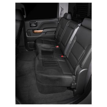 JL Audio SB-GM-SLVCC3/10TW3/BK2:Stealthbox® for 2014-2018 (Gen 3) Chevrolet Silverado / GMC Sierra Crew Cab Trucks