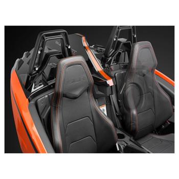 """JL Audio Stealthbox® for 2015-Up Polaris Slingshot, 10"""" W3v3 4 Ω (Driver Side)"""