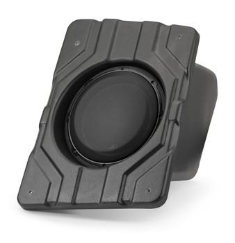 """JL Audio Stealthbox® for 2015-Up Polaris Slingshot, 10"""" W3v3 2 Ω (Driver Side)"""