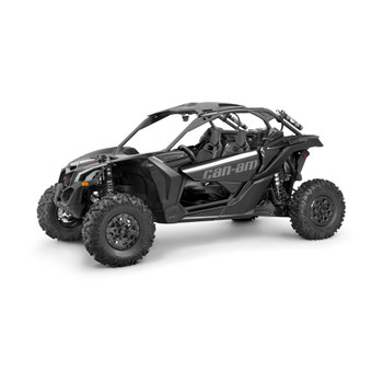 """JL Audio Stealthbox® for 2017-2018 Can-Am Maverick X3 2-Seat with 10"""" TW3"""