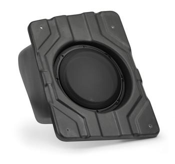 """JL Audio Stealthbox® for 2015-Up Polaris Slingshot, 10"""" W3v3 2 Ω (Passenger Side)"""