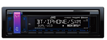 JVC Refurbished KD-R988BTS 1-DIN CD Receiver