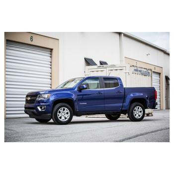 JL Audio SB-GM-COCREW2G/10TW3: Stealthbox® for 2015-Up Chevrolet Colorado & GMC Canyon Crew Cab