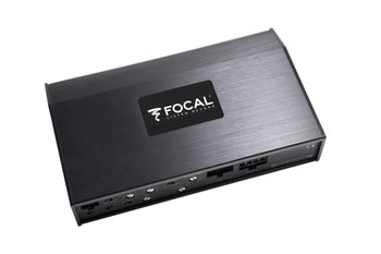 Focal FDPSport 4-Channel Powersport & Motorcycle Amplifier - 4 x 175 W