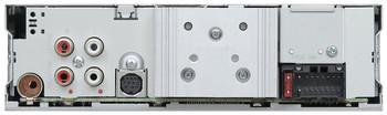 JVC KD-R690S CD Receiver featuring Front USB / AUX Input / Pandora / SiriusXM Ready / Variable Illumination