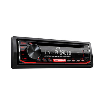 JVC KD-R490 CD Receiver featuring USB/AUX Input