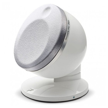 Focal Dome Flax 2-Way Compact Sealed Satellite Speaker (White)