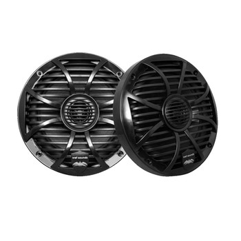 "Wet Sounds SW-65ic-B SW Series Black 6.5"" Coax closed grille (Pair)"