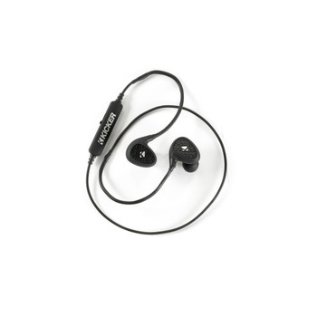Kicker EB400 Waterproof Bluetooth® Earbuds Earbuds - 44EB400BTB