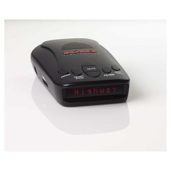 K40 RLS2 Portable Radar/Laser Detector w/GPS