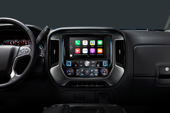 Alpine i209-GM 9-Inch CarPlay/Android Auto Restyle Dash unit for 2014-2018 GM Trucks