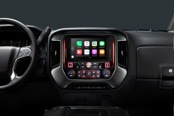 Alpine i209-GM 9-Inch CarPlay/Android Auto Restyle Dash unit for 2014-2018 GM Trucks