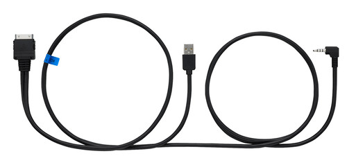 JVC KSU59 30-Pin iPod USB Audio/Video Cable