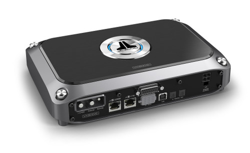 JL Audio VX600/2i 2-channel Class D Amplifier with integrated DSP 300 Watts x 2 @ 2 ohm / 180 Watts x 2 @ 4 ohm