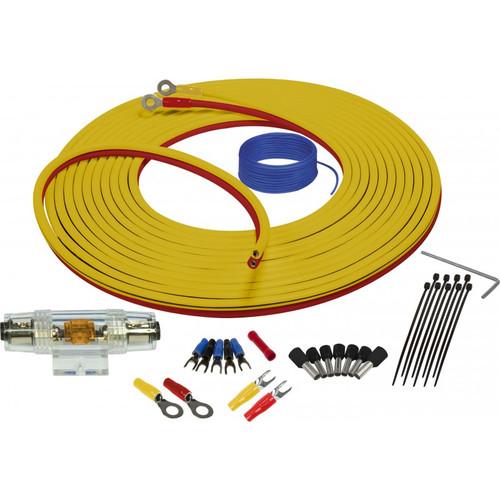 Stinger SEA4283 Marine Complete Amplifier Installation Kit 3-Meters of 8 Gauge Power + Ground