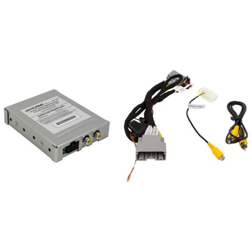 Alpine SGS-CH01 Factory Radio Camera Interface with Active Guide Line System for Jeep® Wrangler JK