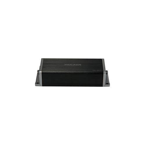 Kicker Refurbished KEY180.4 4x45w 4-Ch Full-Range Smart Amp w Start/Stop capability