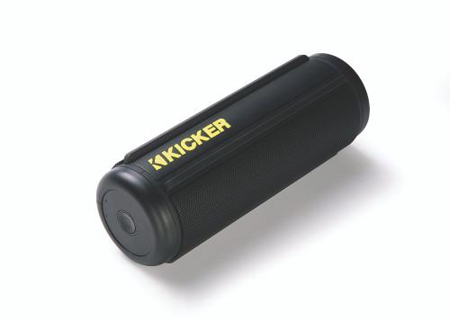 Kicker KPW2 Bluetooth wireless speaker - Black
