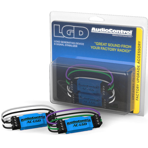 AudioControl AC-LGD Load Generating Device & Signal Stabilizer