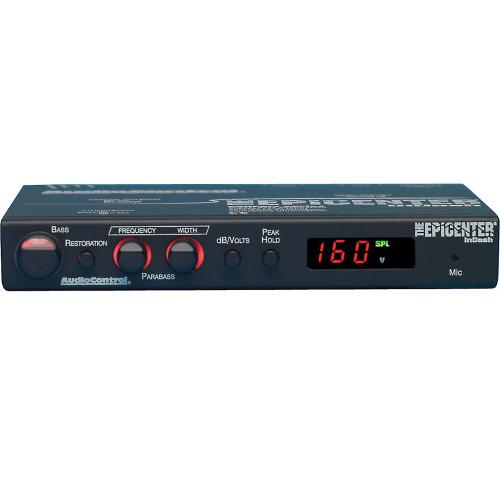 AudioControl THE EPICENTER INDASH Indash Bass Restoration Processor