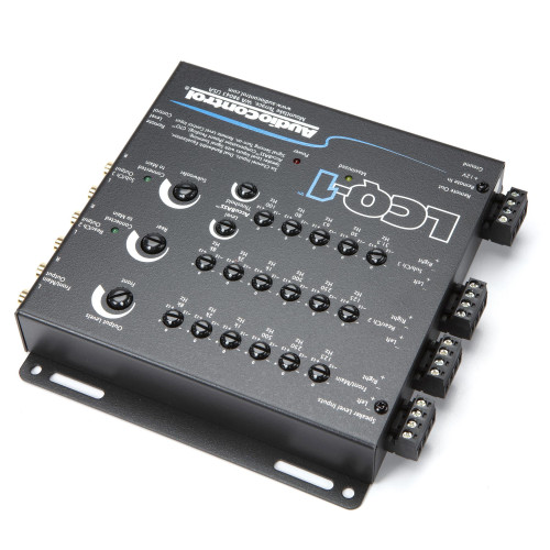 AudioControl LCQ-1 6 Channel Line Out Converter with EQ and Accubass