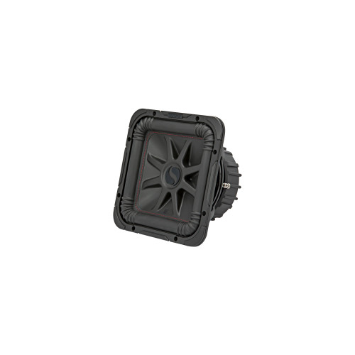 Kicker 45L7R104 L7R 10-Inch (25cm) Subwoofer, Dual Voice Coil, 4-Ohm