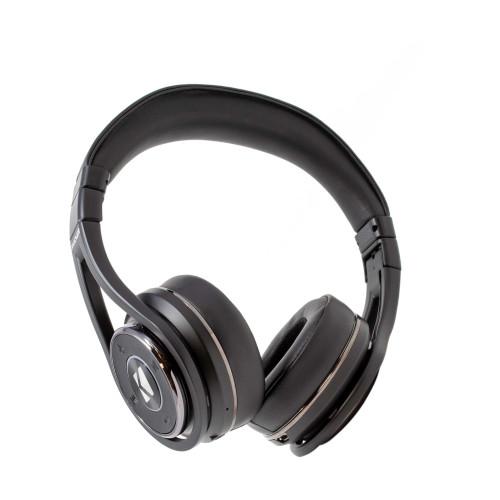 Kicker CushBT Wireless Bluetooth Headphones - 20 Hour Battery Life