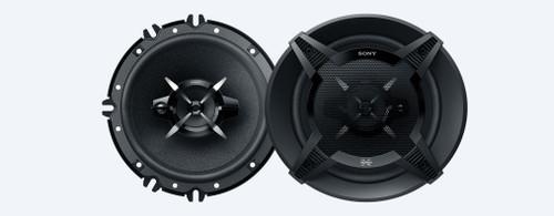 Sony XS-FB1630 6-1/2 (16 cm) 3-Way Speakers (Pair) - Used Good