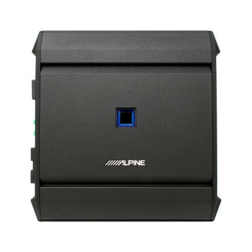 Alpine S-A60M Mono Digital Subwoofer Amplifier - 600 Watts x 1 @ 2-Ohms & 330 Watts x 1 @ 4-Ohms