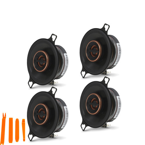 Infinity - Two Pairs Of REF-3032CFX Reference 3.5 Inch Two-way car audio Speakers