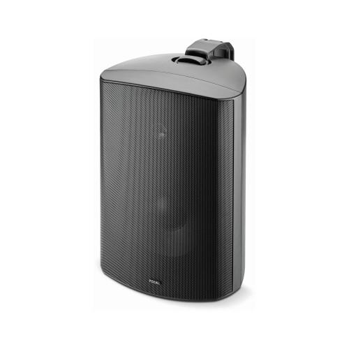 """Focal 100 OD8 8"""" Outdoor Loudspeaker, IP66 Rated - BLACK"""