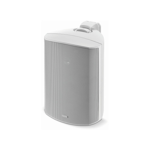 """Focal 100 OD6 6.5"""" Outdoor Loudspeaker, IP66 Rated - White"""