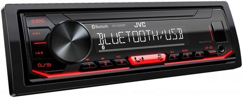 JVC Refurbished KD-X260BT Digital Media Receiver Bluetooth / USB / Pandora / iHeartRadio / Spotify / 13-Band EQ