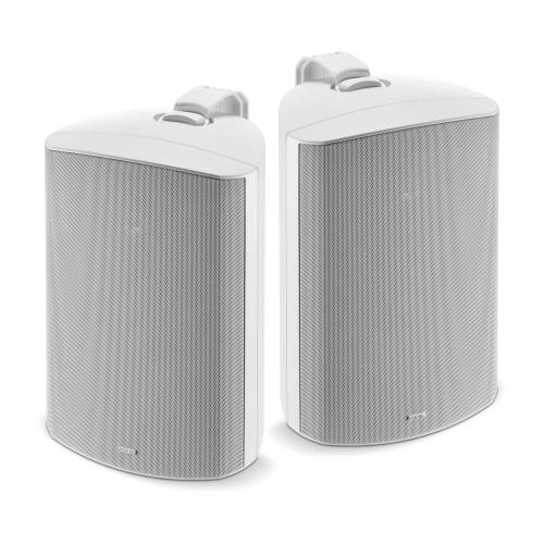 """Focal 100 OD8 8"""" Outdoor Loudspeakers, IP66 Rated - White Pair, 2 Speakers"""