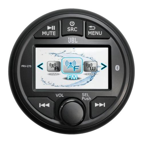 JBL PRV-275 Marine Digital Media Receiver with Built-In Bluetooth