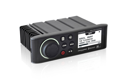 Fusion MS-RA70NSX Marine Entertainment System with Bluetooth & NMEA 2000