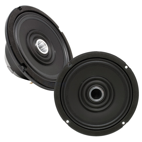 Arc Audio Moto602-HD Horn Loaded Compression Coaxial Powersport & Motorcycle Speakers - Used Good