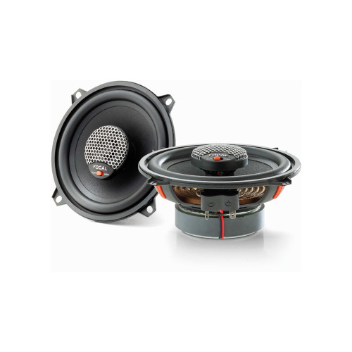 Focal ICU-130 Integration Series 5.25 Inch Coaxial Speakers (pair), RMS: 60W - MAX: 120W - Used Very Good