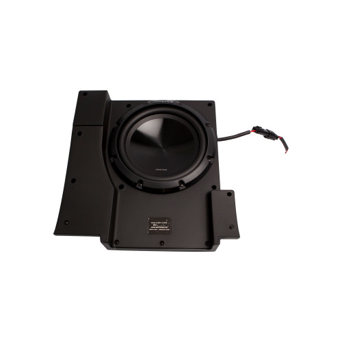 Alpine SBV-10-WRA Pre-Loaded 10-Inch Subwoofer for 2007-2018 Jeep Wrangler JKU - Used Good