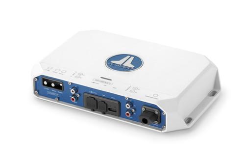 JL Audio MV600/1 Monoblock Class D Subwoofer Amplifier, 600 W @ 2 ohm / 400 W @ 4 ohm - 14.4V