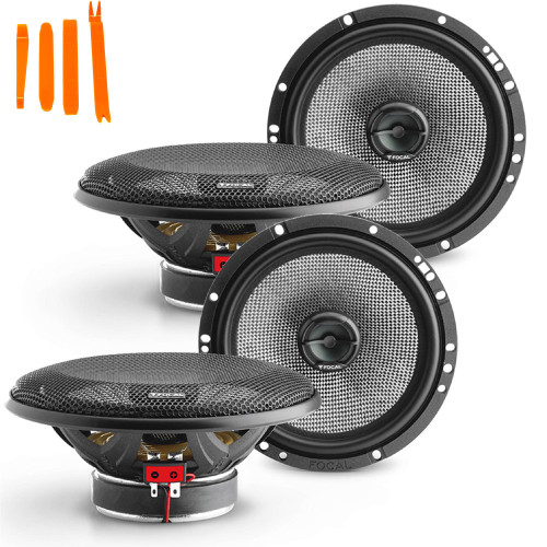 """Focal - Two pairs of AC165 Access Series 6.5"""" Coaxial Speakers"""