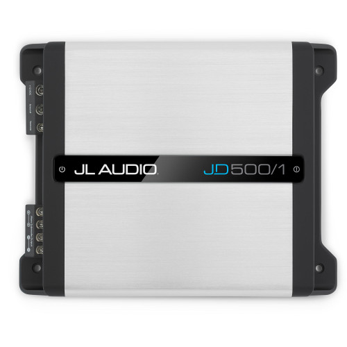 JL Audio JD500/1 Monoblock Class D Subwoofer Amplifier 500 W