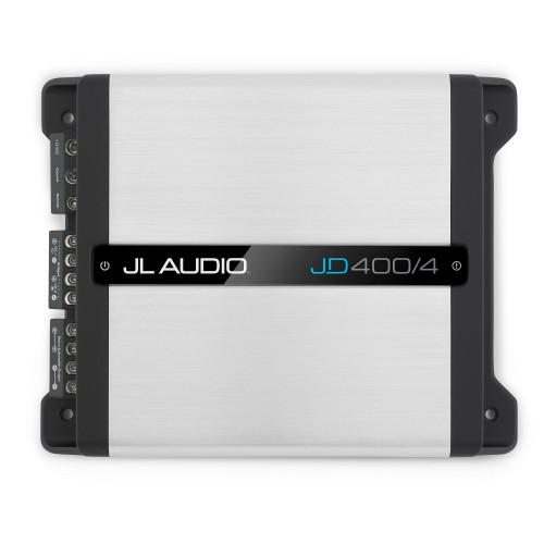 JL Audio JD400/4 4-channel Class D full-range amplifier
