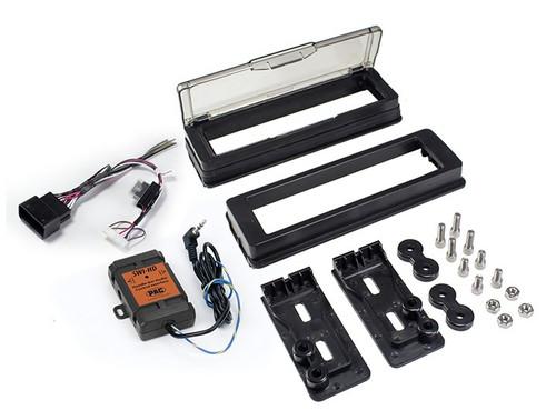 PAC HDK001X - Radio Replacement Kit for Harley Davidson Motorcycles 1998-2013