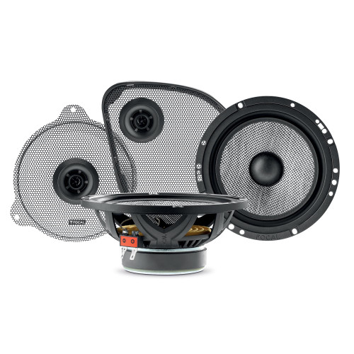 Focal HDA 165 - 2014 UP Access Series Speaker Upgrade compatible with Harley Motorcycles 2014 And Up
