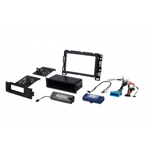 PAC RPK4-GM2301 Complete Radio Replacement Kit with LCD display and controller for select Chevrolet Malibu and Pontiac G