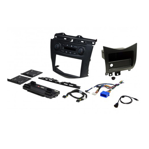 PAC RPK4-HD1101 Radio Replacement Kit with Integrated Climate and Steering Wheel Controls for 2003-2007 Honda Accord