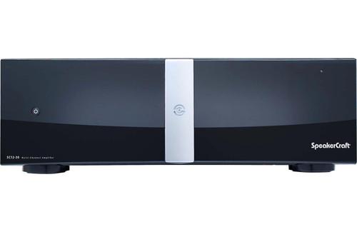 SpeakerCraft Refurbished SC12-30 12-channel multi-room power amplifier