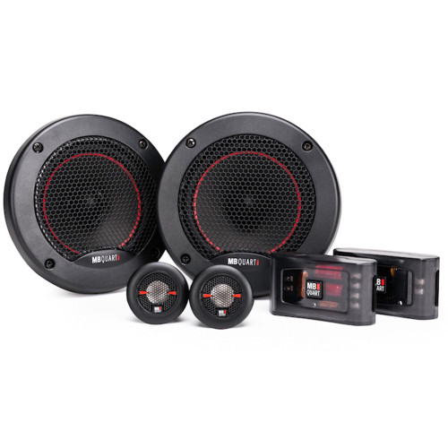 "MB Quart RS1-213 Reference Series 5.25"" Component Speakers"